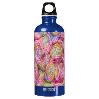 Art101 PINK Graffiti  - Exotic Sea Shells SIGG Traveler 0.6L Water Bottle