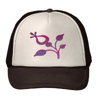 Art101 Purple Jewels Trucker Hat