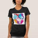 ART101 - Recorte de la guirnalda de las estrellas  Camisetas