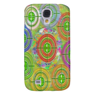 ART101 Red Bull Target Practice Galaxy S4 Cover