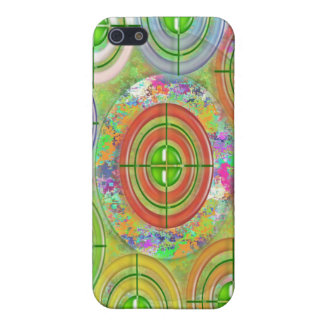 ART101 Red Bull Target Practice iPhone 5 Cover