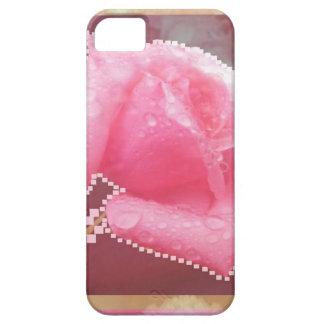 ART101 Sensual Rose Flower iPhone 5 Cover