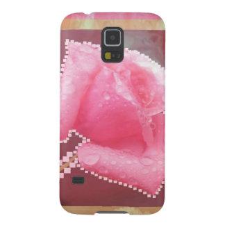 ART101 Sensual Rose Flower Galaxy Nexus Cover