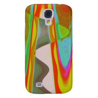 ART101 Shadow Talk Graphic Abstract Galaxy S4 Cover