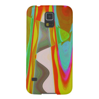 ART101 Shadow Talk Graphic Abstract Galaxy S5 Cover