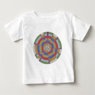 ART101 Simple Arts Backdesign Prints Infant T-shirt