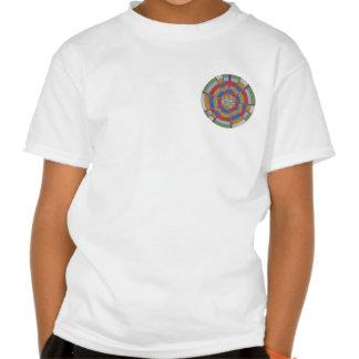 ART101 Simple Arts Backdesign Prints T Shirt