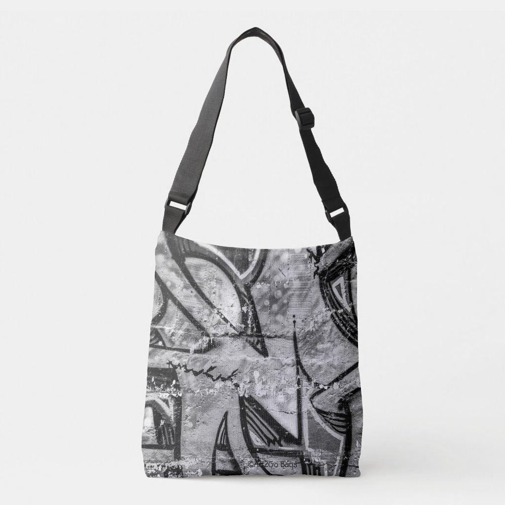 Art2Go Bag #5: All-Over-Print Cross Body
