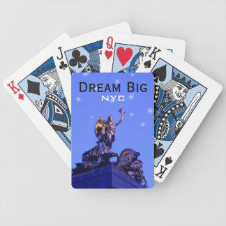 Art4Charity: NYC Dream Big Playing cards