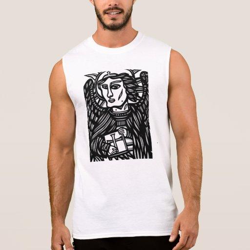 ART (1727)jpg Sleeveless Shirt Tank Tops, Tanktops Shirts