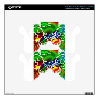 Art-66-88-33-33-77-33-93-12 Skin For PS3 Controller