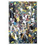 art abstract Dry-Erase whiteboards