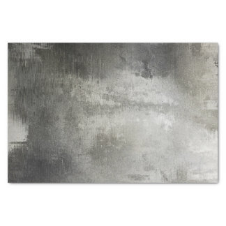 art abstract grunge black and white textured tissue paper