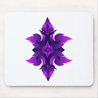 art  abstract illustration mouse pad
