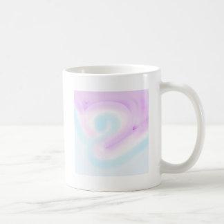 #art #abstract #pastels #pink #digitalart #swirls mugs