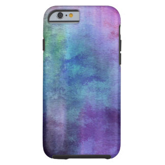 art abstract watercolor background on paper 2 tough iPhone 6 case