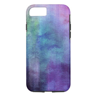 art abstract watercolor background on paper 2 iPhone 7 case