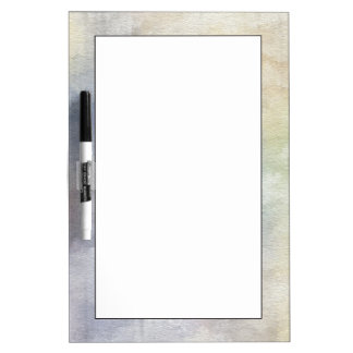 art abstract watercolor background on paper 4 Dry-Erase board