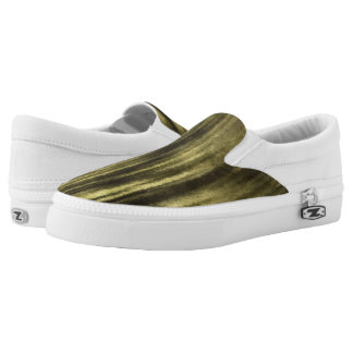 art abstract watercolor background on paper 6 Slip-On sneakers