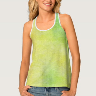 art abstract watercolor background on paper 8 tank top
