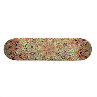 ART. ABSTRACTO SKATE BOARD