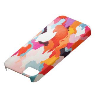 Art abstrakt Kunst Army Cover Iphone5 bunt Etui Fürs iPhone 5