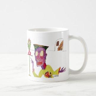 """Art Admirer"" Classic White Coffee Mug"