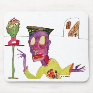 """Art Admirer"" Mouse Pad"