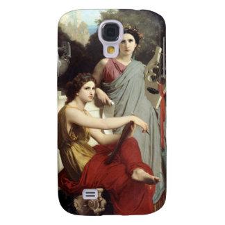 Art and Literature - William-Adolphe Bouguereau Galaxy S4 Case