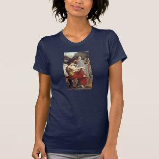 Art and Literature - William-Adolphe Bouguereau T-Shirt