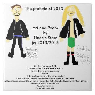 Art and Poem by Lindsie Starr Tile #2