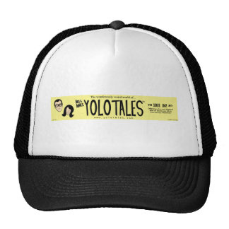Art & Angie's Yolotales Banner Trucker Hat