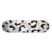 Art animal fur 10 skateboard deck