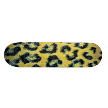Art animal fur 14 skateboard deck