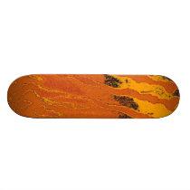 Art animal fur 6 skateboard deck