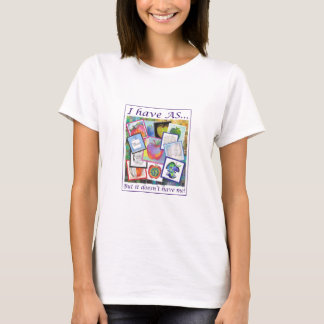 Art Apple Collage T-Shirt