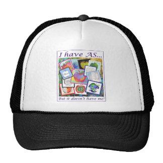 Art Apple Collage Trucker Hat