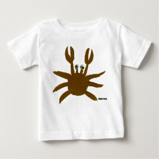 Art Baby: Crazy Crab and Seagull T Shirts
