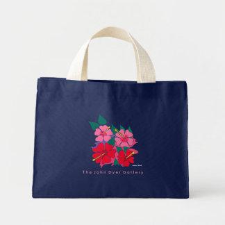 Art Bag: Smart Hibiscus John Dyer Gallery Bag