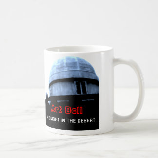 ART BELL DARK MATTER COFFEE MUG