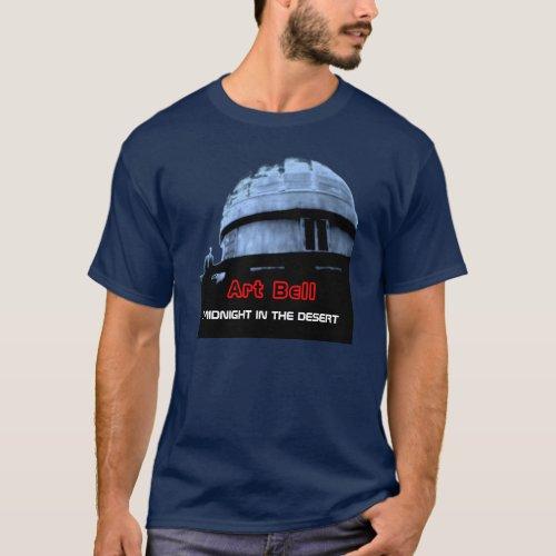 ART BELL WANNA TAKE A RIDE T_Shirt Dark