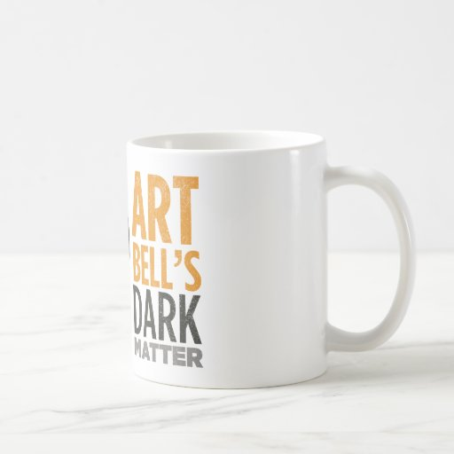 Art Bell's Dark Matter (Alien Head) Coffee Mug