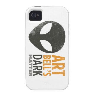 Art Bell's Dark Matter (Alien Head) iPhone 4/4S Cover