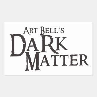 Art Bell's Dark Matter (Twilight Zone) Sticker