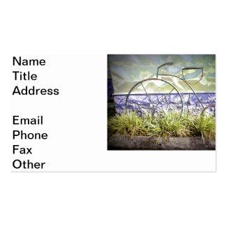 Art Bike Business Card Templates