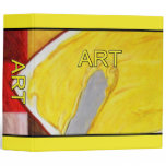 Art Binder by David M. Bandler