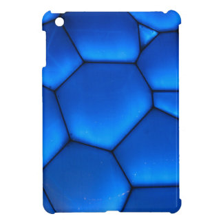 art Blue Dark Stone iPad Mini Case