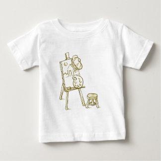 Art Board Illustration Baby T-Shirt