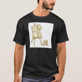 Art Board Illustration T-Shirt