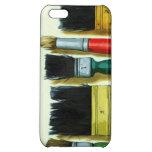 Art Brushes tools creative original painting Case For iPhone 5C